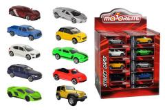 Autíčko kovové Street Cars, DP40