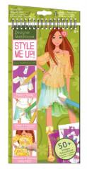 Style Me Up Hippie oblečení - Návrhářské portfolio
