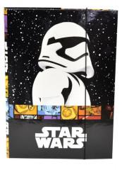 Desky na sešity Heft box A4 Star Wars II.