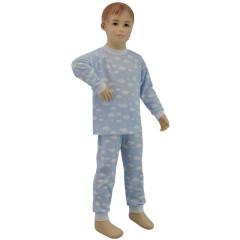 Chlapecké pyžamo modrý obláček Esito Vel. 86 - 92