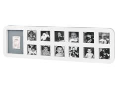 Baby Art Rámeček 1st Year Print Frame White / Grey
