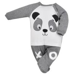 Kojenecký bavlněný overal Koala Panda
