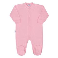 Kojenecký overal New Baby Classic II růžový