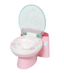 Baby Annabell® Zábavná toaleta