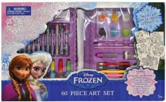 Kufřík set - kreslící dárkový set 68ks Frozen