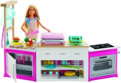 Barbie kuchyně snů