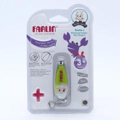 Kleštičky na nehty - skřípáček Zelené Farlin