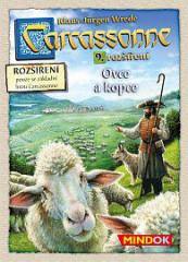 Carcassonne 9. rozšíření: Ovce a kopce