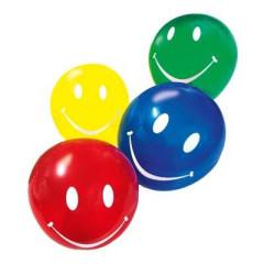 Balónky Smile 10ks mix barev