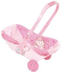 Zapf Creation Baby Annabell Přenosná sedačka na kolečkách