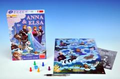 Ledové království Anna a Elsa Frozen společenská hra
