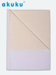 Nepromokavá podložka na matraci Akuku froté 48x70 cm