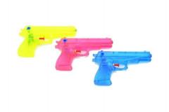 Vodní pistole plast 17cm