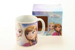 Hrnek Frozen Anna a Elsa