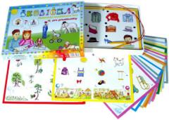 Svoboda Školička elektronická výuková hra pro předškoláky