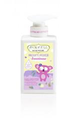 Tělové mléko SWEETNESS 300ml Jack N´ Jill NATURAL BATHTIME