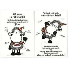 Blahopřání Sheepworld TY JSI TAK STATEČNÁ!