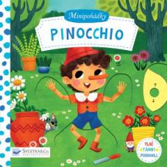Leporelo Minipohádky –  Pinocchio