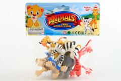 Zvířátka veselá Afrika
