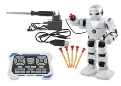 Robot RC FOBOS Bojovník chodící na baterie a USB připojení