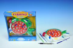 Hra Ryby/Rybář