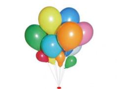Balonek nafukovací koule 007  1 ks