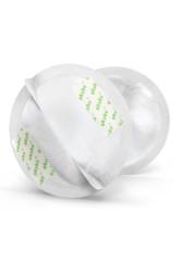 Laktační ultrasavé prsní vložky Akuku 30 ks