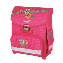 Herlitz školní batoh SMART květy
