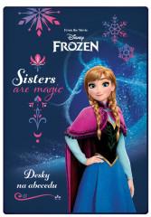 Desky na abecedu  Frozen - Ledové království