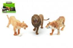 Zvířátka plast 10cm