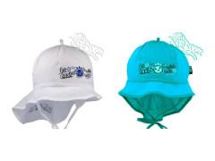 Chlapecký letní vázací klobouk s plachetkou Krab RDX