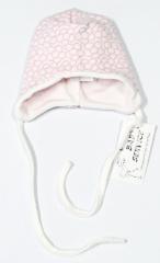 Zimní čepička mikrotermo úplet čtyřlístek Baby Service