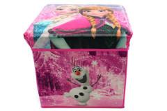 Úložný box Frozen růžový