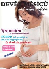Časopis Devět měsíců pod mým srdcem časopis pro těhotné