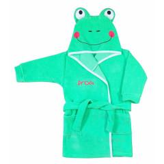 Dětský župan Koala Freak zelený