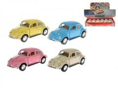 Auto Kinsmart VW Classical Beetle 1967 1:32 kov 13cm