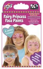 Malování na obličej pro princezny