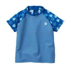Plážové UV triko Želvičky, krátký rukáv