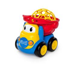 Hračka autíčko nákladní Oball Go Grippers™, 18m+