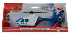 Policejní vrtulník 24 cm, česká verze Dickie