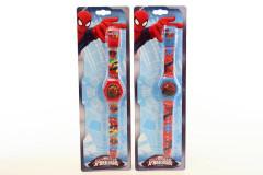 Náramkové hodinky Spiderman