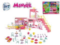 Minnie restaurace se světlem a zvukem