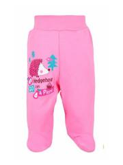 Kojenecké polodupačky Bobas Fashion Ježek růžové