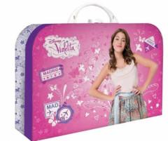 Kufřík lamino Violetta 35 cm