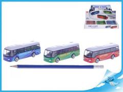 Autobus kov 9cm na volný chod