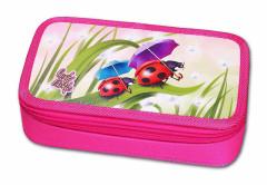 Školní penál box Ladybirds