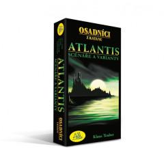 Albi - Osadníci - Atlantis - rozšíření