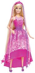 Barbie kouzelné vlasy Mattel
