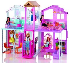 Barbie vilový dům Mattel DLY32