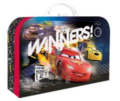 Kufřík lamino Cars 35 cm